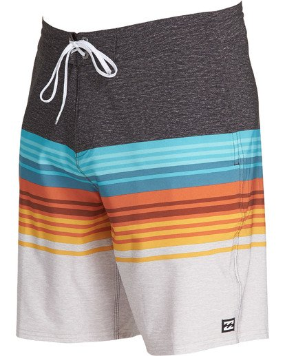 2 Spinner LT Boardshorts Orange M144TBSP Billabong