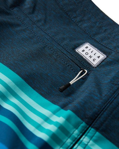4 Spinner LT Boardshorts Blue M144VBSP Billabong
