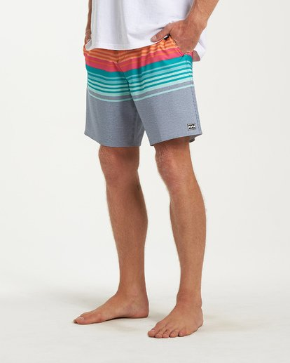 7 Spinner LT Boardshorts Black M144VBSP Billabong