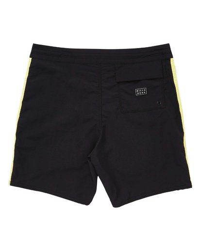 1 D Bah LT Boardshorts Black M145TBDB Billabong