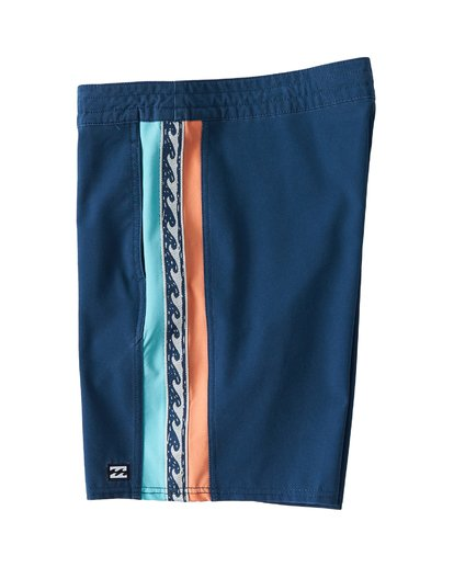3 D Bah LT Boardshorts Brown M145TBDB Billabong