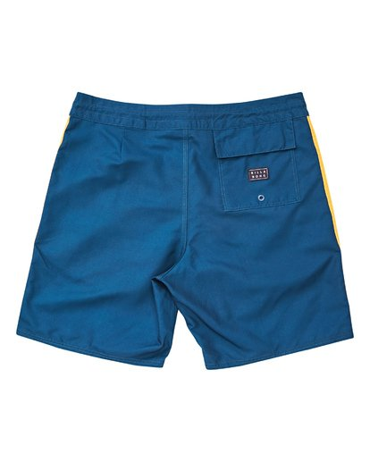 1 D Bah LT Boardshorts Blue M145TBDB Billabong