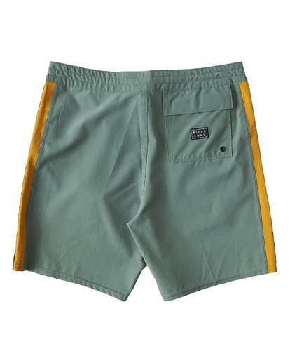 1 D Bah LT Boardshorts Green M145TBDB Billabong