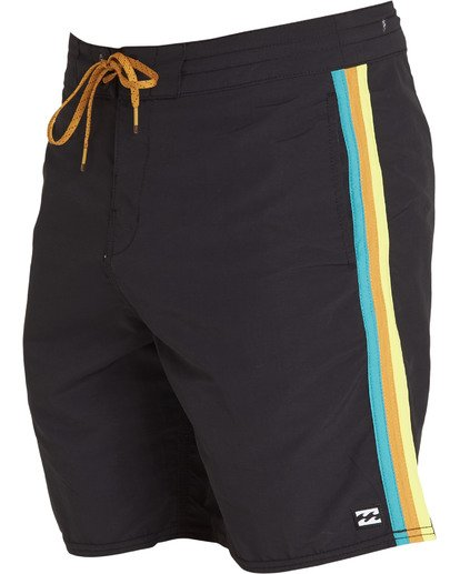 2 D Bah LT Boardshorts Black M145TBDB Billabong