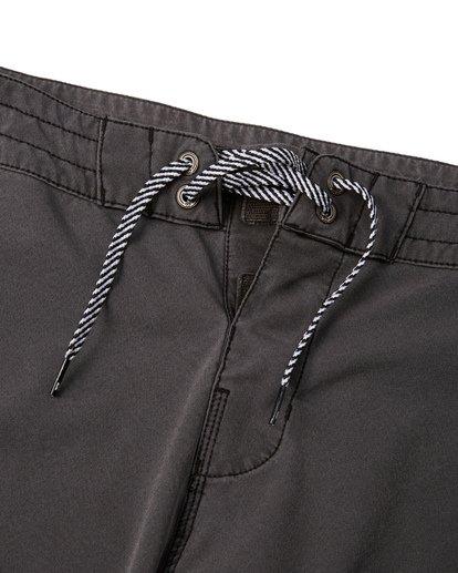 4 All Day Lo Tides Boardshorts Black M1461BAL Billabong