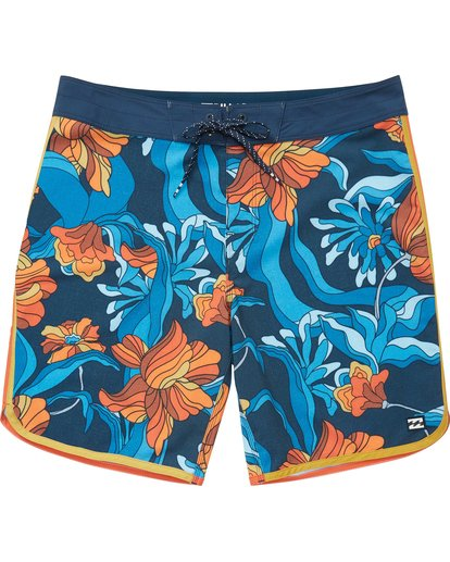 0 73 Lo Tides Lineup Boardshorts Orange M147NBST Billabong