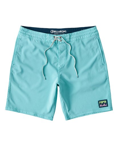 0 All Day LT Boardshorts Blue M147VBAT Billabong