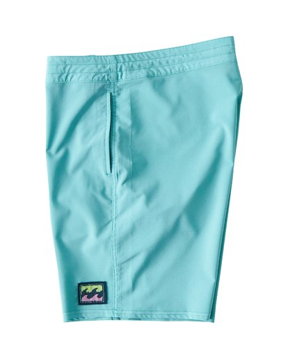 3 All Day LT Boardshorts Blue M147VBAT Billabong
