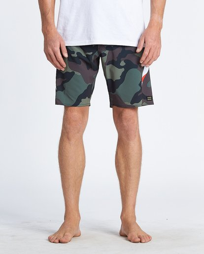 1 AI Metallica Boardshorts Black M1501BMA Billabong