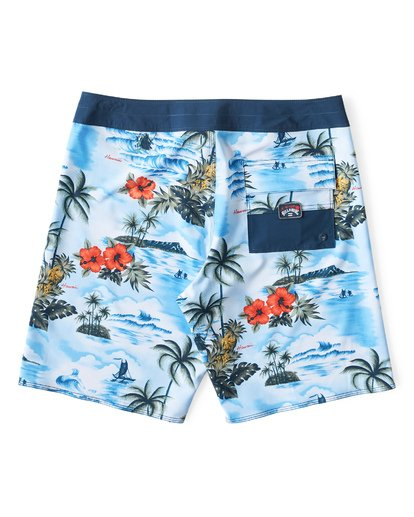 1 Sundays Airlite Hawaii Boardshorts Blue M151VBSA Billabong