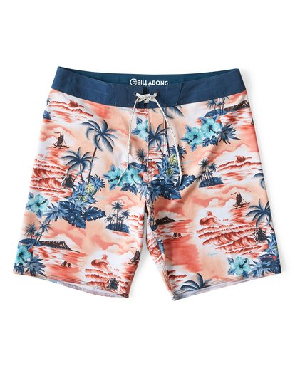 0 Sundays Airlite Hawaii Boardshorts Multicolor M151VBSA Billabong