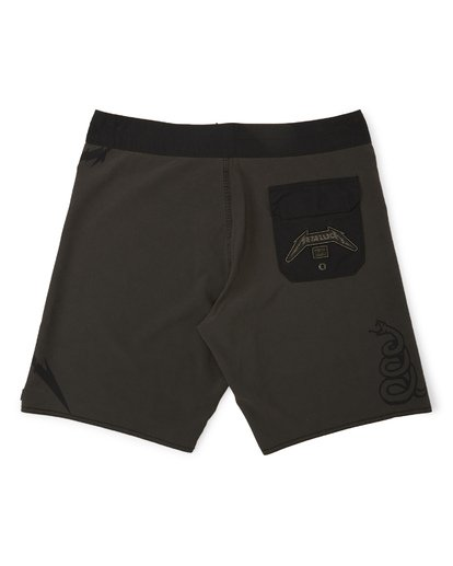 1 Black Album Boardshorts Black M152WBBA Billabong