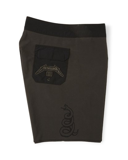 2 Black Album Boardshorts Black M152WBBA Billabong