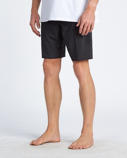 5 Black Album Boardshorts Black M152WBBA Billabong