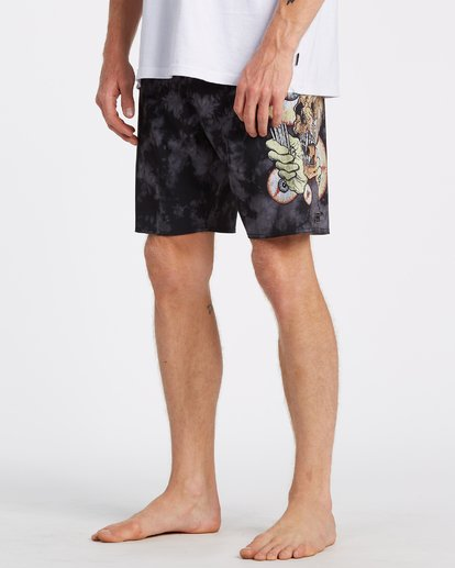 5 Metallica Shortest Straw Boardshorts  M1551BSS Billabong