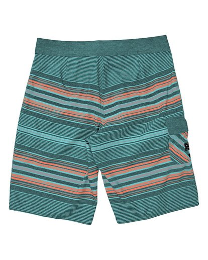 1 All Day Stripe OG Boardshorts Blue M160TBAD Billabong