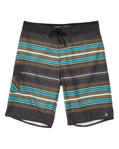 0 All Day Stripe OG Boardshorts  M160TBAD Billabong