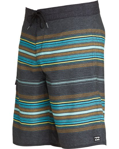 2 All Day Stripe OG Boardshorts  M160TBAD Billabong