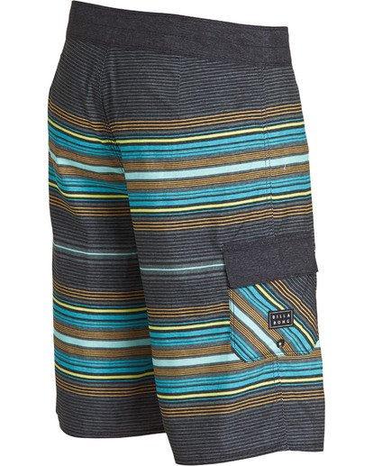 3 All Day Stripe OG Boardshorts  M160TBAD Billabong
