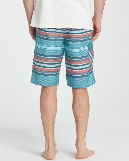 5 All Day Stripe OG Boardshorts Blue M160TBAD Billabong