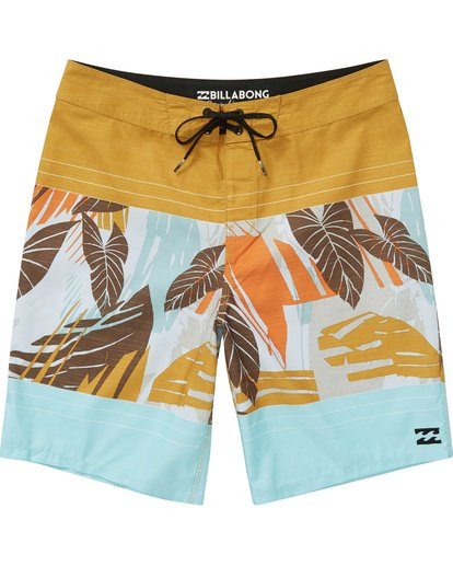0 Sundays OG Boardshorts Yellow M162NBSU Billabong