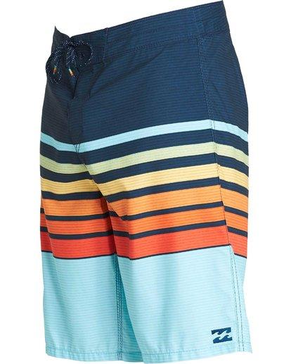 1 All Day OG Stripe Boardshorts Orange M165NBAS Billabong