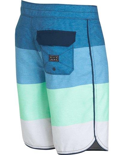 2 73 OG Stripe Boardshorts Blue M168NBSS Billabong