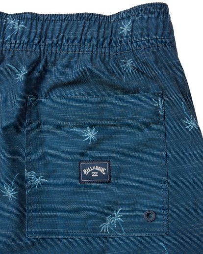 6 Sundays Layback Boardshorts Blue M1801BSB Billabong