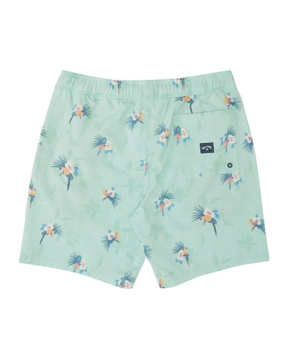 1 Sundays Layback Boardshorts Green M1801BSB Billabong