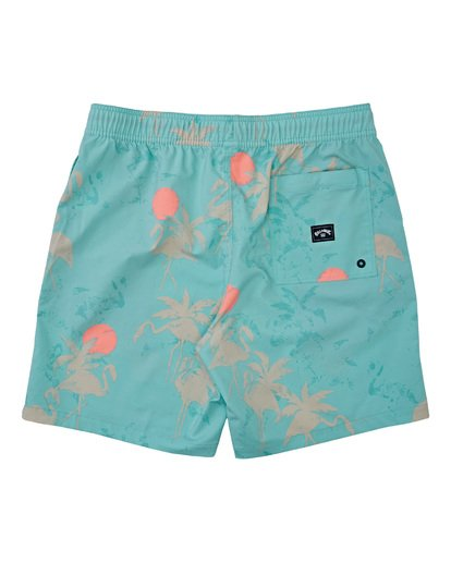 "1 Sundays Layback Boardshort 17"" Multicolor M1801BSB Billabong"