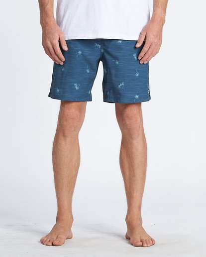 7 Sundays Layback Boardshorts Blue M1801BSB Billabong