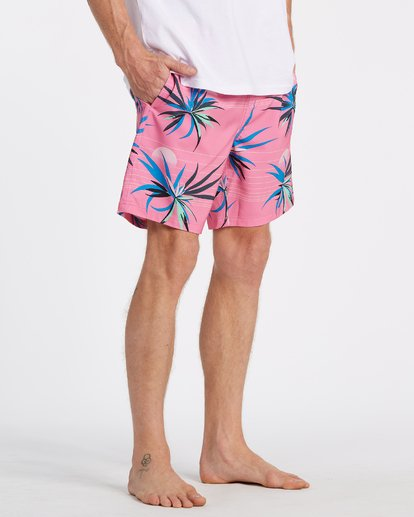 4 Sundays Layback Boardshorts Pink M1801BSB Billabong