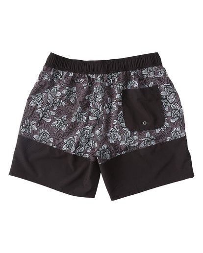 1 Sun Down Layback Boardshorts Black M1801BSE Billabong
