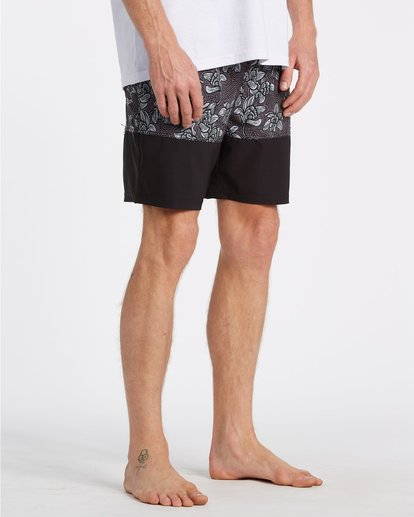 6 Sun Down Layback Boardshorts Black M1801BSE Billabong