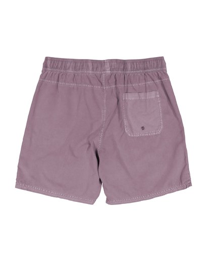1 All Day Overdye Layback Boardshorts Pink M1802BAE Billabong