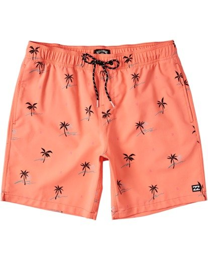 "0 Sundays Layback Boardshort 17"" Multicolor M1803BSB Billabong"