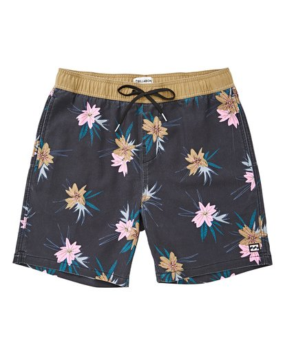 0 Sundays Layback Boardshorts Grey M180TBSU Billabong
