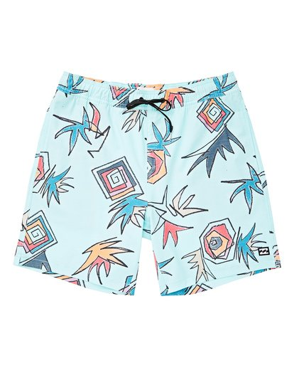 0 Sundays Layback Boardshorts  M180TBSU Billabong