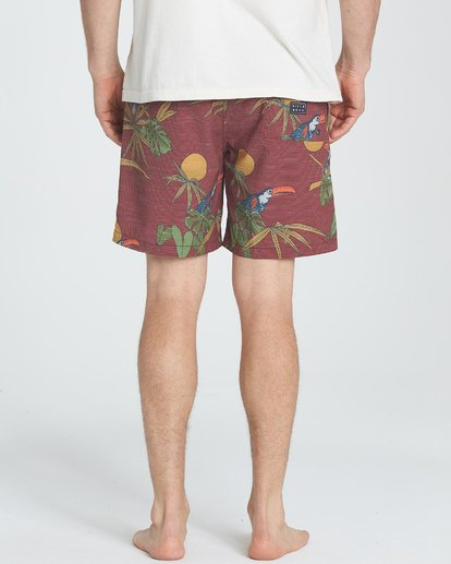 5 Sundays Layback Boardshorts Brown M180TBSU Billabong