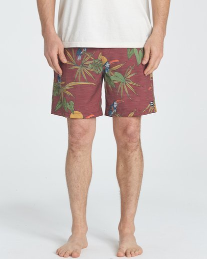 2 Sundays Layback Boardshorts Brown M180TBSU Billabong