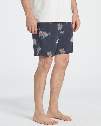 4 Sundays Layback Boardshorts Black M180TBSU Billabong