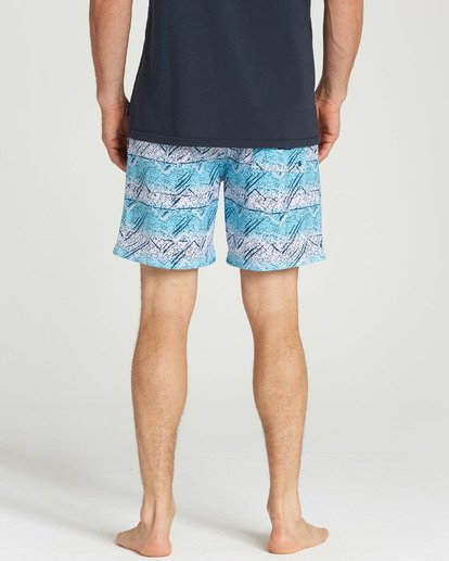 5 Sundays Layback Boardshorts Blue M180TBSU Billabong