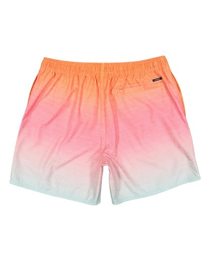 1 Sergio Layback Boardshorts Orange M180VBSE Billabong