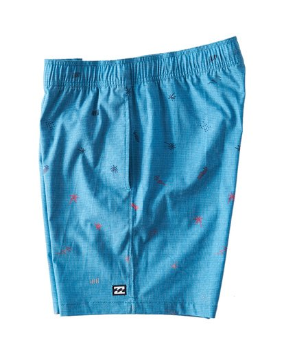 2 Sundays Layback Boardshorts Blue M180VBSU Billabong