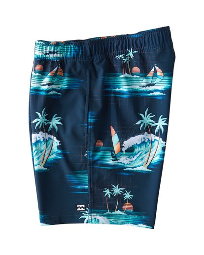 2 Sundays Layback Boardshorts Brown M180VBSU Billabong