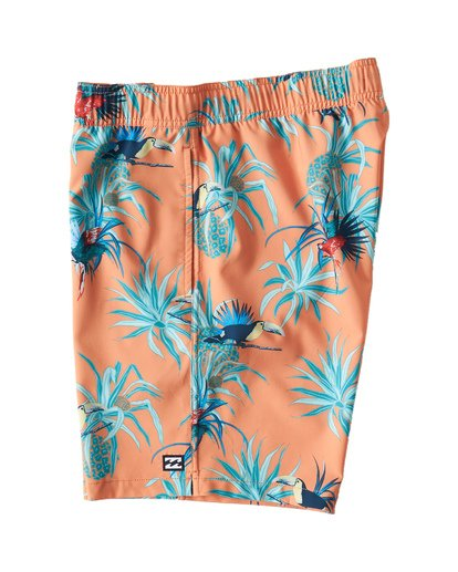 2 Sundays Layback Boardshorts Purple M180VBSU Billabong