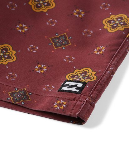 7 Sundays Layback Boardshorts Brown M180VBSU Billabong