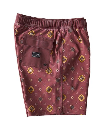 4 Sundays Layback Boardshorts Brown M180VBSU Billabong