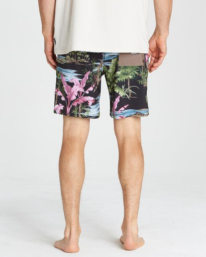 10 Sundays Layback Boardshorts Blue M180VBSU Billabong