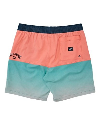 "1 Fifty50 Layback Boardshort 17"" Blue M1811BFB Billabong"